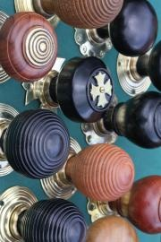 Mixture of Priors Wooden door knobs http://www.priorsrec.co.uk/door-furniture/door-knobs/wood-door-knobs/c-p-0-0-3-22-94