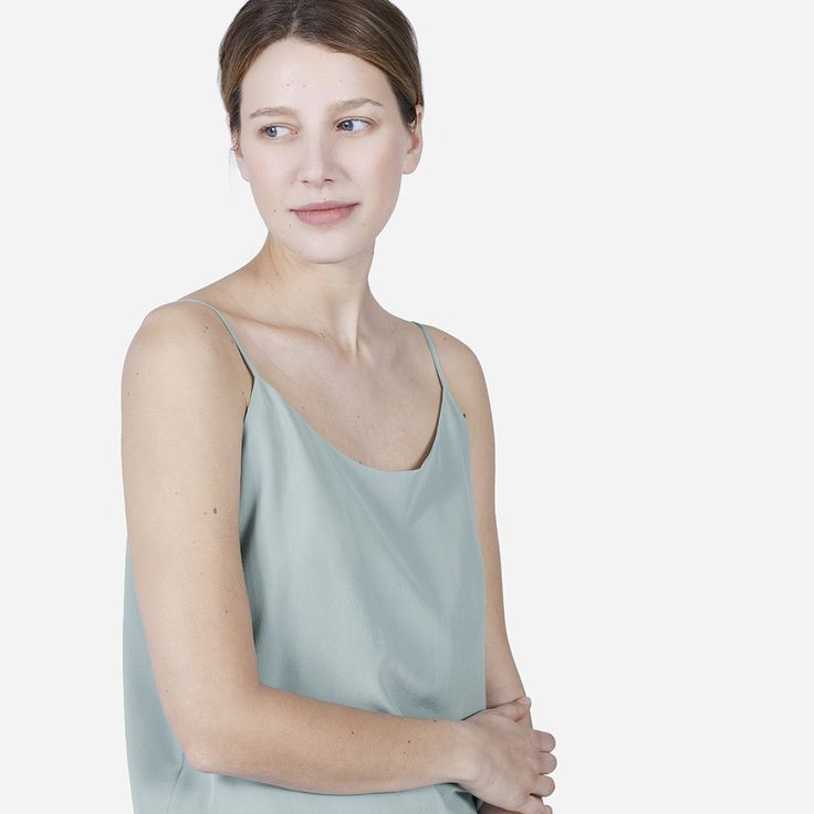 The Silk Camisole from Everlane