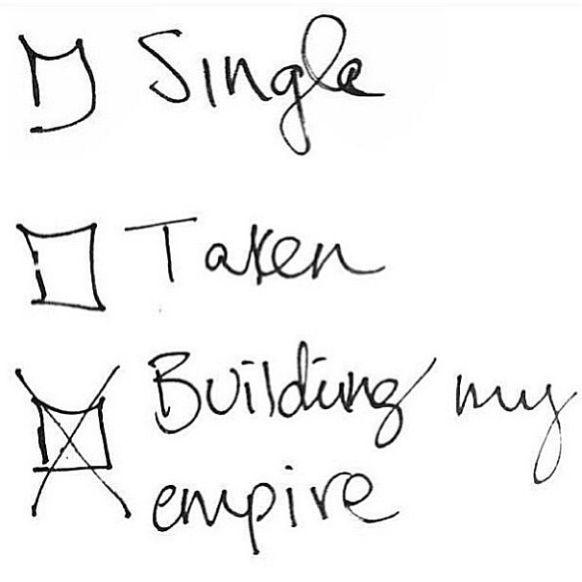 Building my empire.
