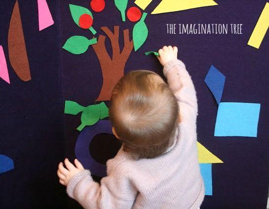 Fine Motor Skills Activities for Babies - The Imagination Tree