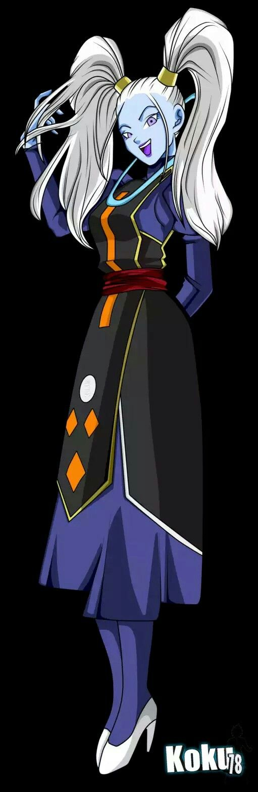 Marcarita-Dragon Ball Super