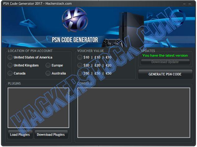 Pin by Hackerstock com on Latest PSN Code Generator 2017 No Survey