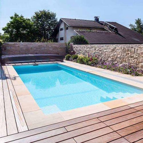 17 best images about ideen für swimming pools & schwimmbecken on, Garten und Bauen