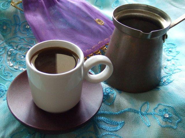 Para preparar un buen café moka