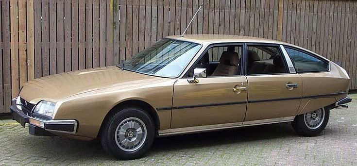 Citroen CX-2400 Palas