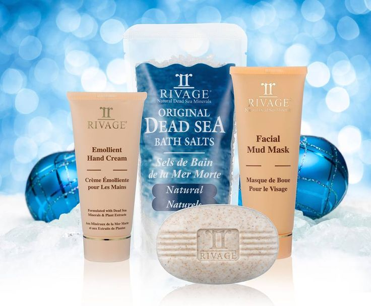 Special Christmas Offers for you and your beloveds only at www.rivagebeautyshop.com