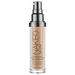 Urban Decay - Naked Skin Weightless Ultra Definition Liquid Makeup  #sephora