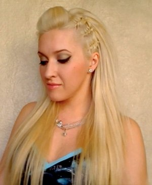 another Rockstar 'do by Lilith Moon    http://www.youtube.com/watch?v=FVpr4KjN7Gs