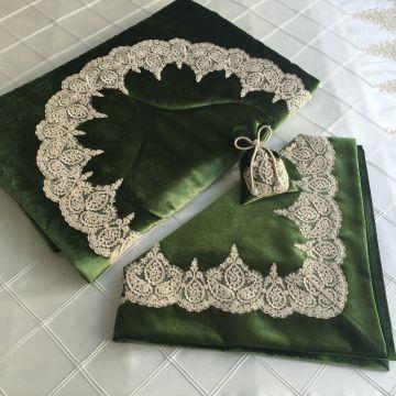 Sultan Seccade Takımı | Yeşil