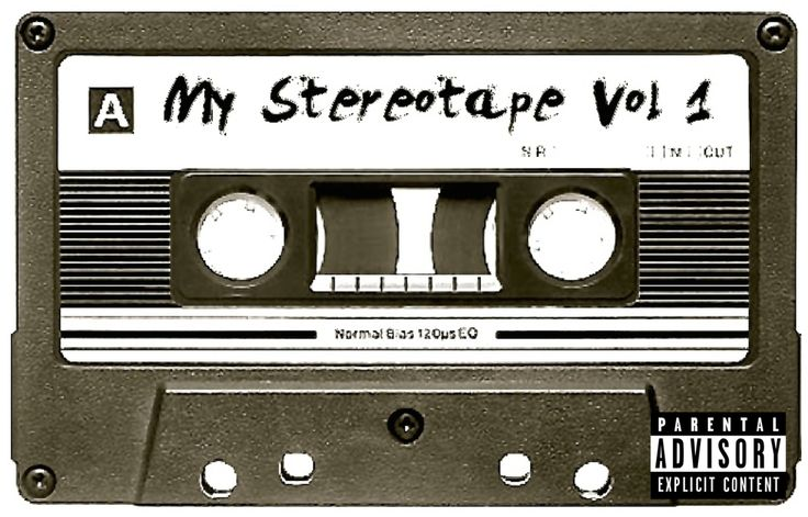 My Stereotape Vol 1 — Stereotype Co Feat Brand-Nu, Chris Gardner, Kid Glory, NinjaNation, Ne-Yo, Xay Charles, Taylor Durden, J.Lamour, Original Dope Crew, Kanye West, Gav Deor, Steve Jobs, Janai Hicks, Glitch, Michael Jackson, Juswrite, Lucid, Kendrick Lamar, School Boy Q, The MarXman, Les Brown