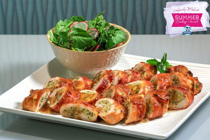 lyndeymilan.com   –  Summer Chicken Chutney Roast