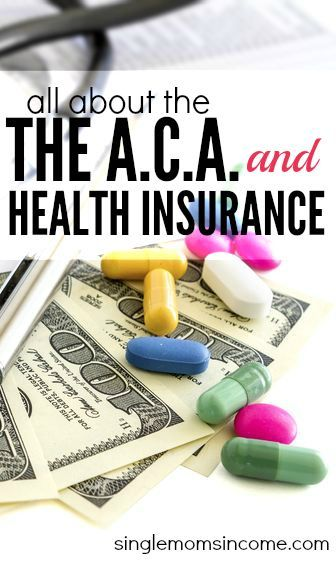 Are you confused by the Affordable Care Act and Health Insurance Marketplace? Here's what you need to know about choosing coverage, getting a policy, and possibly saving money on health insurance. http://singlemomsincome.com/lets-talk-aca-health-insurance/