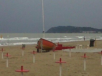 Il mare d'inverno ...