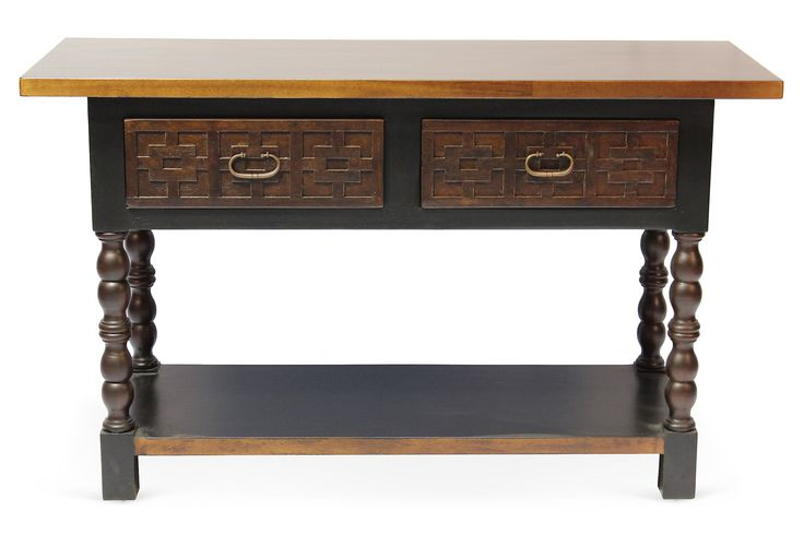 One Kings Lane - Spanish Influence - San Miguel Console