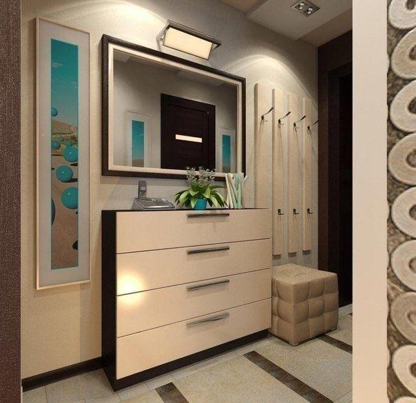 Дизайн двухкомнатной квартиры-студии - Дизайн интерьеров | Идеи вашего дома…