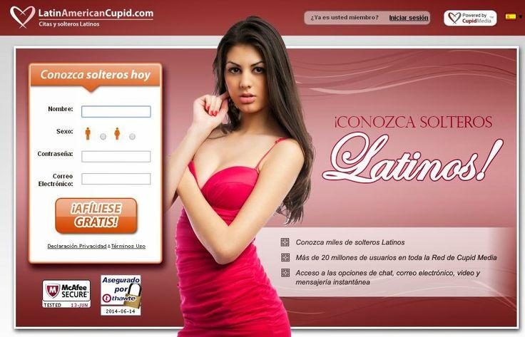 LatinAmericanCupid - La Pagina de Contactos de Latinoamérica