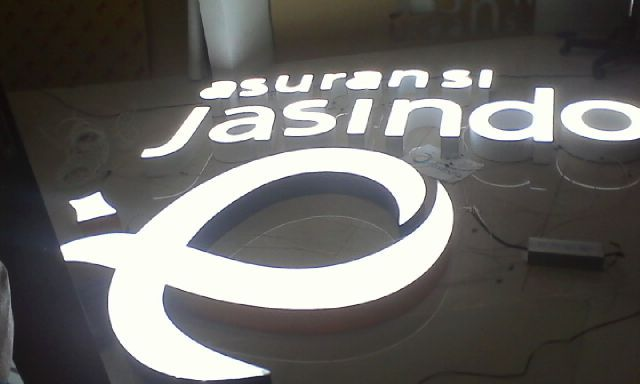 Neon Box, Huruf Timbul, Laser Cutting Jakarta Selatan, Pusat, Timur, Barat, Utara: Pusat Dagang Reklame Huruf Timbul, Neon Box di Jak...