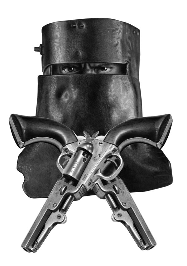 ned kelly helmet cartoon - Google Search