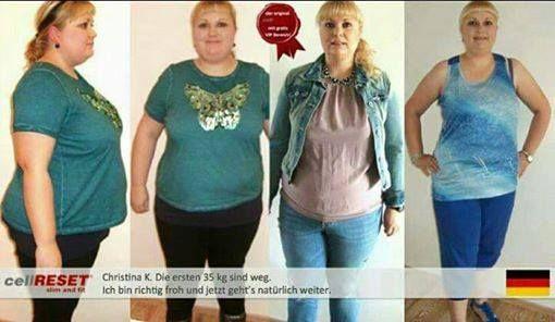 Die ersten 30kg hast du geschafft Christina also dran bleiben und du schaffst den Rest auch noch :) Wie? -> PN