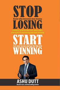 """Gain the edge from this book Cut your losses and go for the big wins! Learn from the mistakes investors make Master how to take losses and let your profits run! Control how much you lose and when you lose it Learn how to make huge profits from a few stocks About the Author Get the """"edge"""" you need in the stock markets from Financial Markets Guru Ashu Dutt."""