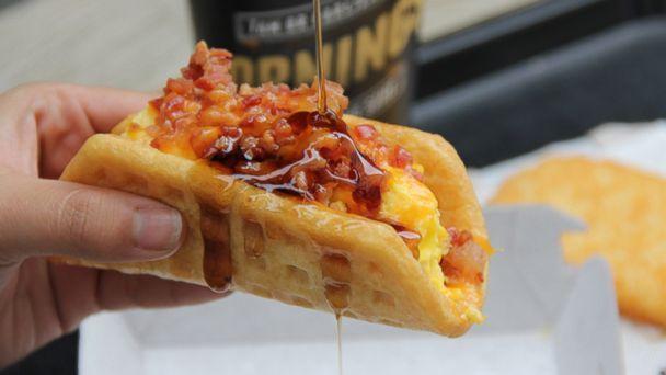 La notizia è che la Taco Bel dal 27 marzo a colazione lancerà un nuove menu, dopo un test condotto nell'agosto scorso in 100 locali. La riportiamo perchè,