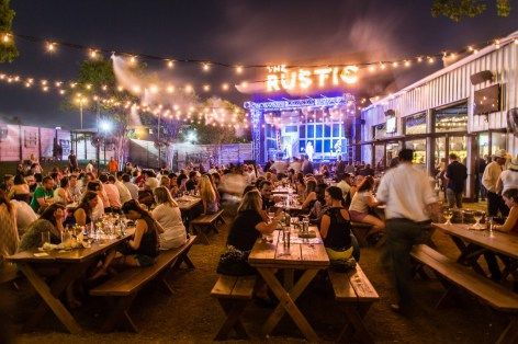 The Rustic, Dallas. Everything to do in Dallas