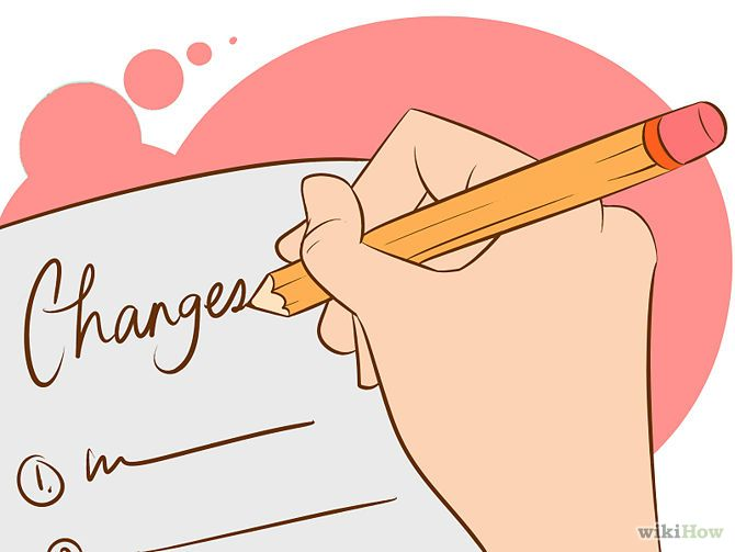 Want to make a change to yourself but now sure how to start? Here are 5 simple steps to get you started! 5 Ways to Recreate Your Life - wikiHow