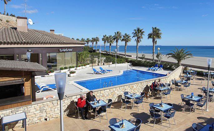 Résidence Cala Cristal à Miami Platja prix promo Location Espagne Pierre et Vacances 566.00 €