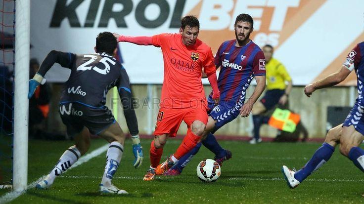 SD Eibar - FC Barcelona (0-2) | FC Barcelona