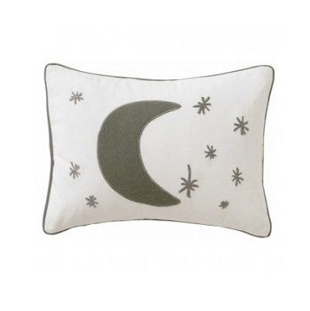 Dwell Studios Galaxy Dove Boudoir Pillow $54.95 #sweetcreations #baby #toddlers #kids #bedding
