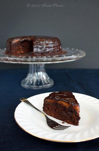 Pocak Panna paleo konyhája: Sacher torta paleo Pocak Panna módra - egyszerűbb,...