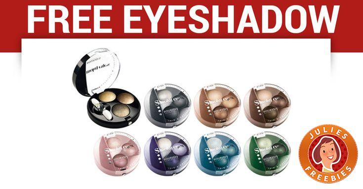 Free Bourjois Eyeshadow
