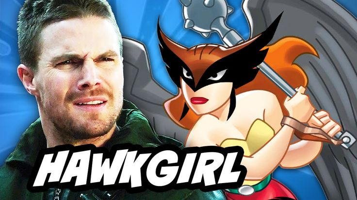 The Flash Arrow Spinoff - Hawkgirl and Rip Hunter Explained