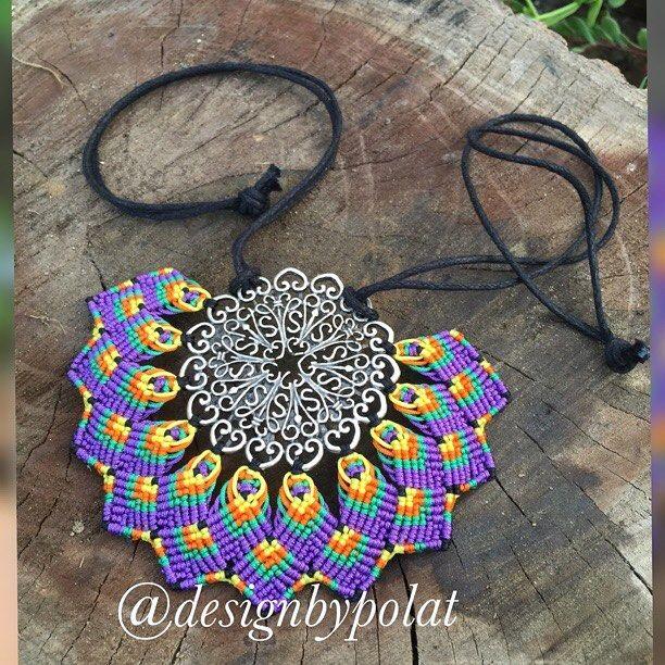 Yüreğinizde sağlık, yüzünüzde gülücükler daim olsun 💕🙆🏻💕G ü n a y d ı n🎵🎵🎵 #designbypolat  #mandala #necklace #kolye #fashion #handmade #silver #spiritualjewelry #photooftheday #picoftheday #accessories #jewelry #design #designer #takitasarim #gunaydin #goodmorning #buongiorno #sabahulhayr #gutenmorgen #bonjour #mandaladesign