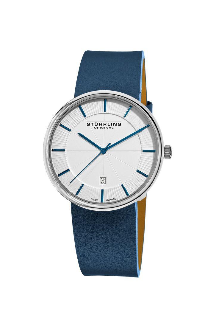 Men's Fairmount Swiss Classic Watch by Stuhrling on @nordstrom_rack