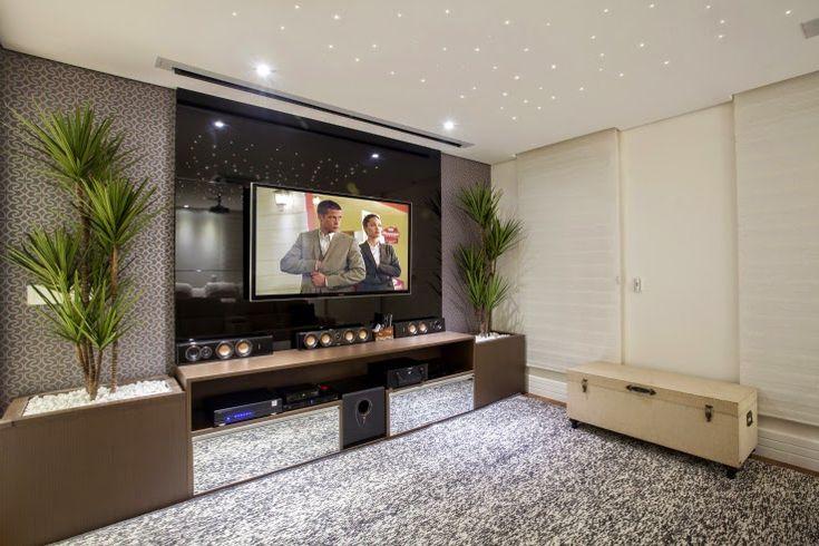 Decor Salteado - Blog de Decoração e Arquitetura : Casa com arquitetura e decoração contemporânea e clássica - linda! Entre e conheça todos os ambientes!