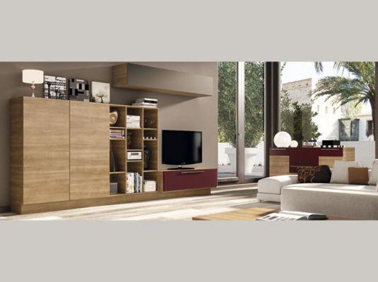 Fotograf a de muebles de salones modernos acqua de - Salones modernos fotos ...