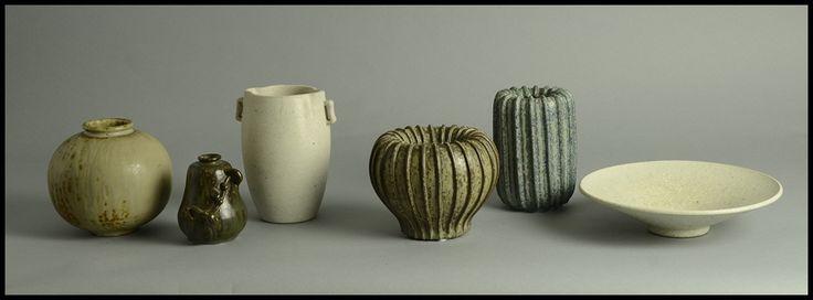 Freeforms -- Arne Bang Ceramics