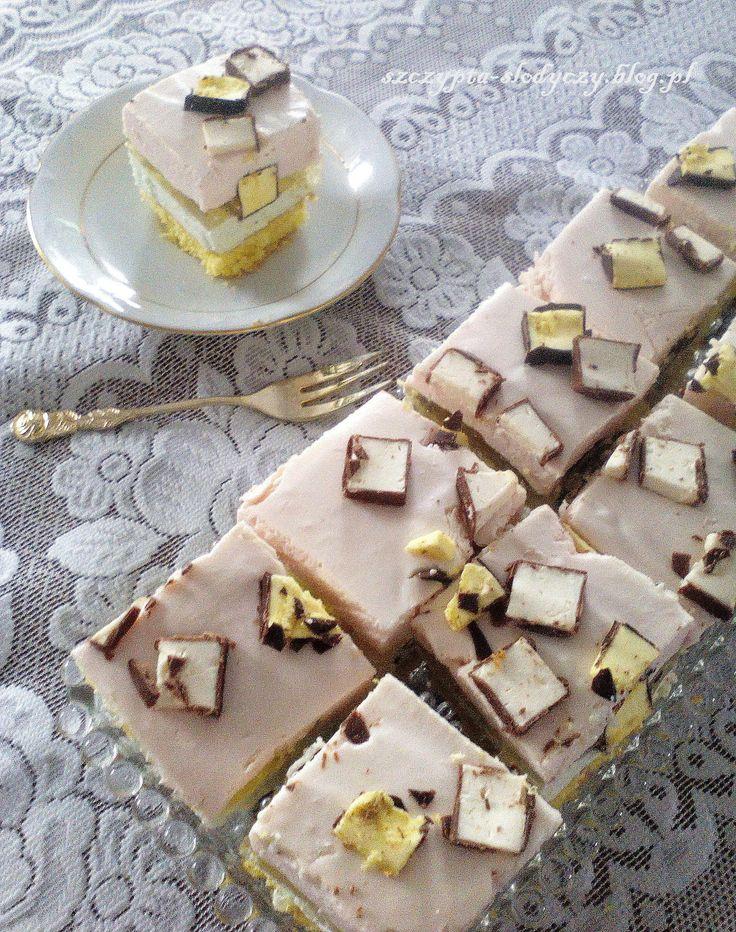 Ciasto Piankowe Mleczko - PRZEPIS