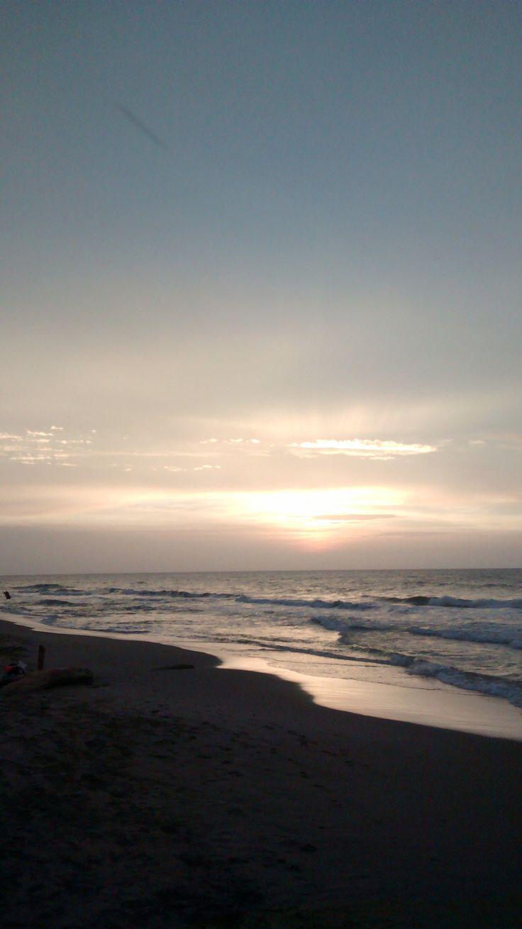 Playa de santa veronica Colombia barranquilla