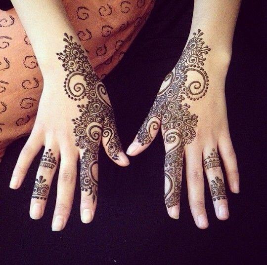 Henna Tattoo #MehendiMandalaArt..