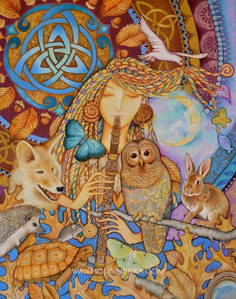 Animal Tarot: 64 Best Images About Charming And Enchanting On Pinterest