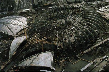 Stade olympique de Montréal et installations connexes - Articles | Encyclopédie du patrimoine culturel de l'Amérique française – histoire, culture, religion, héritage