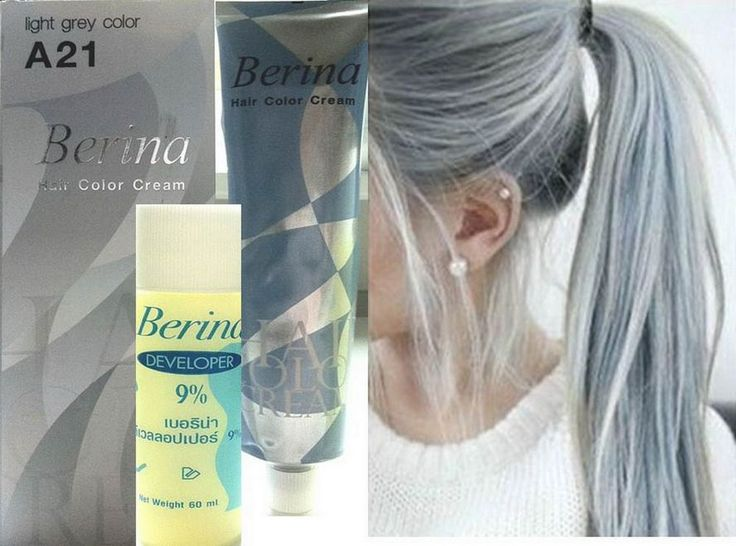 1000 Ideas About Permanent Silver Hair Dye On Pinterest