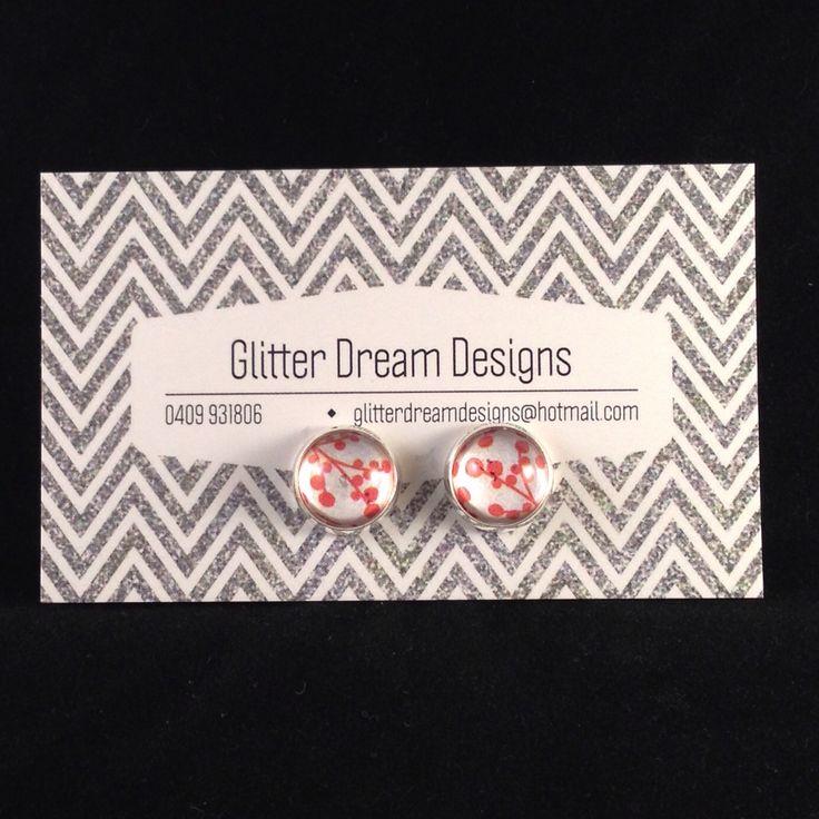 Order Code E16 Cabochon Earrings