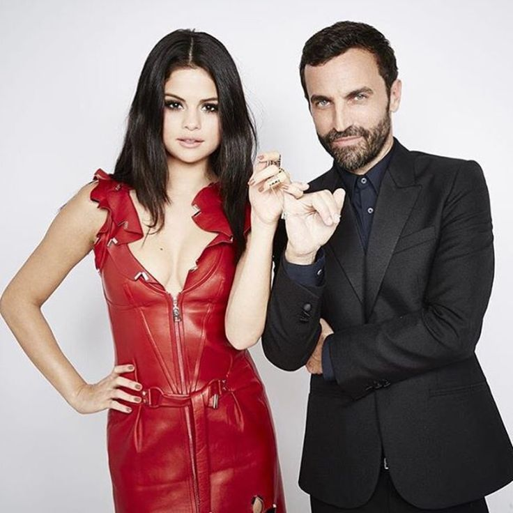 @selenagomez: So happy @louisvuitton and @nicolasghesquiere are partnering with @unicef -I've been an ambassador since I was 17, met Nicolas last year. SO grateful for the worlds to collide for a great cause.