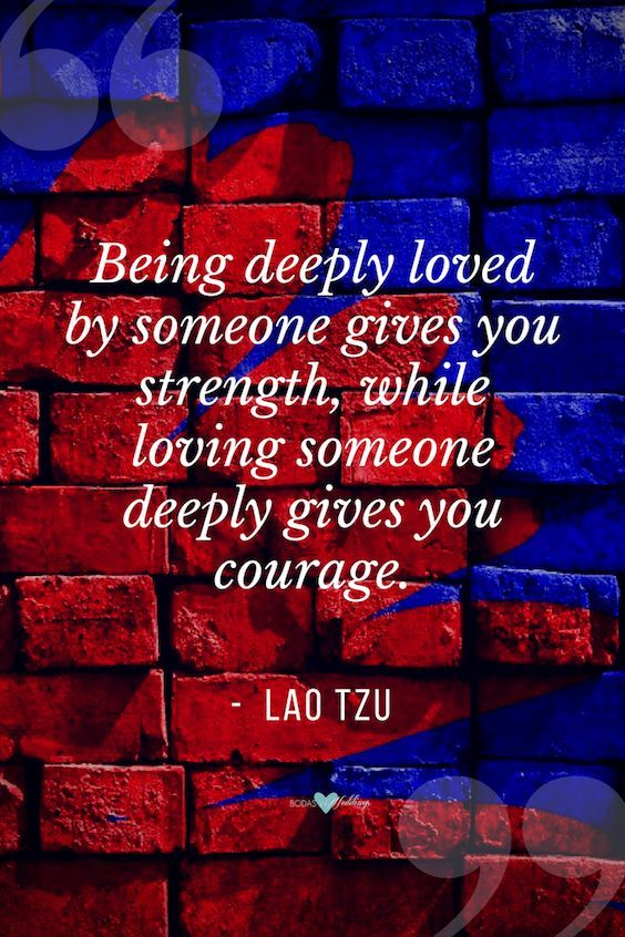 Romantic love quotes. Lao Tzu. #lovequotes
