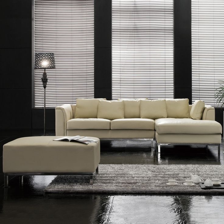 5 Ways In Choosing Leather Living Room Sets For You