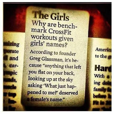 : Workout Exerci, Exerci Workout, Girls Names, Crossfit Workout, Crossfit Crossfitgirl, Fit Inspiration, Fit Motivation, True Stories, Crossfit Girls