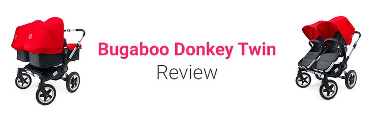 My review of Bugaboo Donkey Twin Stroller. In my opinion one of the best double strollers! If you are looking for good stroller now I think my review could help you to decide. Take a look: http://www.littlebabygear.com/bugaboo-donkey-twin/